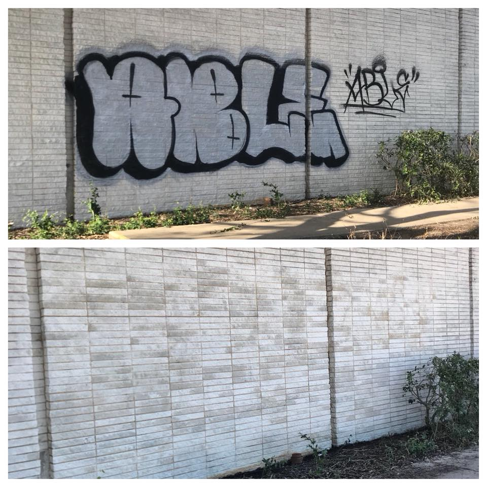 Don't Let Graffiti Steal Your Customers Away